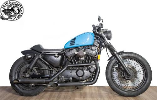 Imagem 1 de 4 de Harley Davidson - Sportster Xlh 883 Carburada