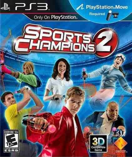 Sport Champions 2 Código Psn