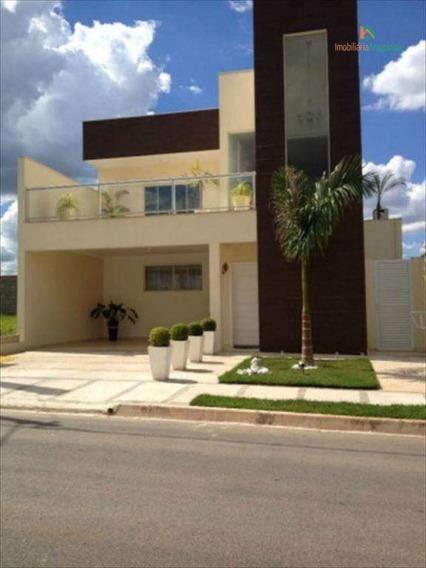 Casa À Venda, Condomínio Vila Do Bosque, Sorocaba - Ca0018. - Ca0018