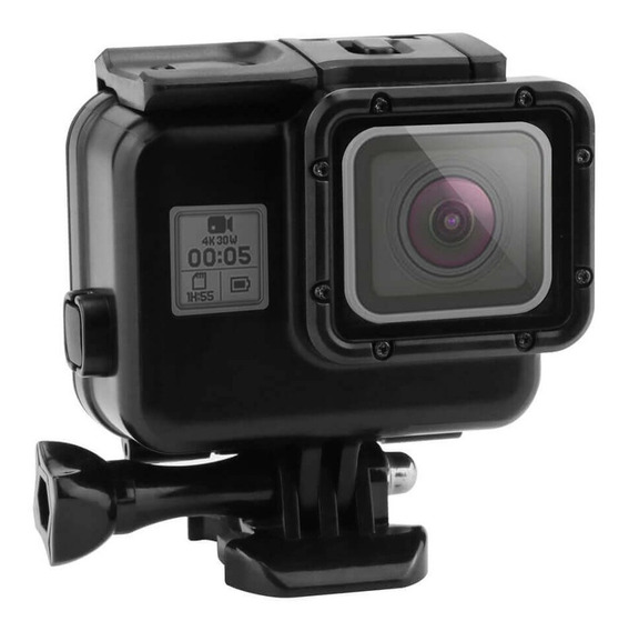 Caixa Estanque Blackout 30m Gopro Hero 5 6 7 Black Hero 2018