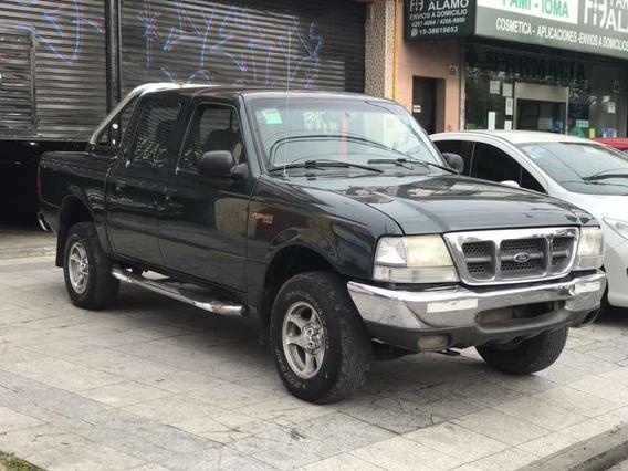 Ford Ranger 2.8 Xlt 4x4 2003 Precio De Lista 670000