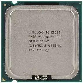 Processador Intel Core 2 Duo E8200