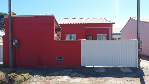Casa Com 2 Dormitórios À Venda, 150 M² Por R$ 95.000 - Orla 500 (tamoios) - Cabo Frio/rj - Ca1343