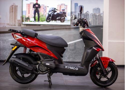 Kymco Agility 125 Rs Naked Automático - Sin Cambios - Cuotas