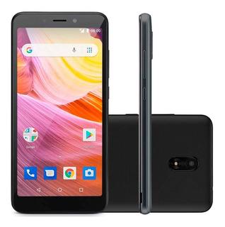 Smarthphone Barato Ms50g 3g Tela 5,5 Foto 8m Capa E Película
