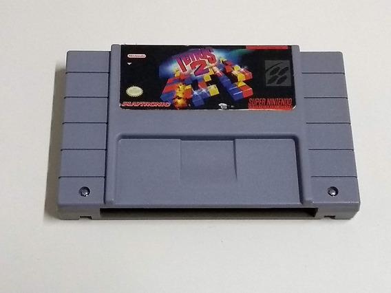 Tetris 2 Original - Snes