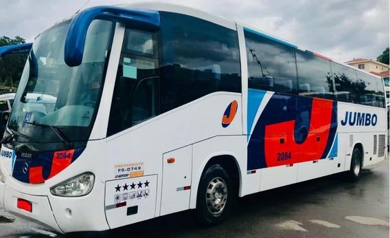 Ônibus Rodoviário- Irizar Century O500 R - Ano 2008