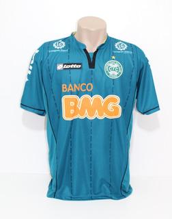 Camisa Original Jogo Coritiba Third 2011 Guinness Records