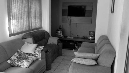 Casa Residencial À Venda, Vila Rica, São Paulo. - Ca0180