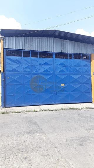 Locação Galpão/deposito/armazém São Paulo Vila Clarice - Lc140