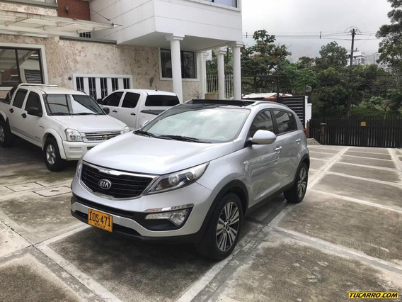 Kia New Sportage Summa At 2000 4x2