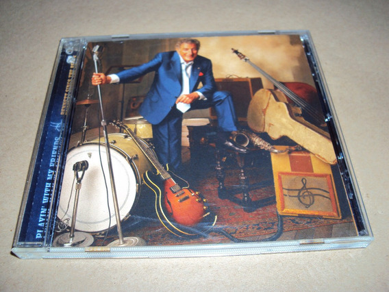 Tony Bennett - Playing With My Friends - Cd Made In Usa 2000