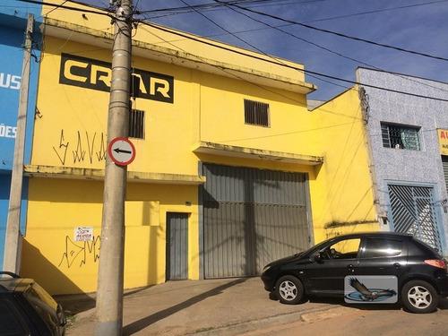 Galpão/pavilhão A Venda No Bairro Parque Da Colina Em - Ga615-1