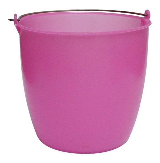 Cubeta Flexible N° 18 Plástico Limpieza Torosqui Assorted