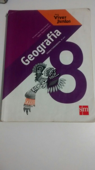 Livro De Geografia 8 Ano Usado