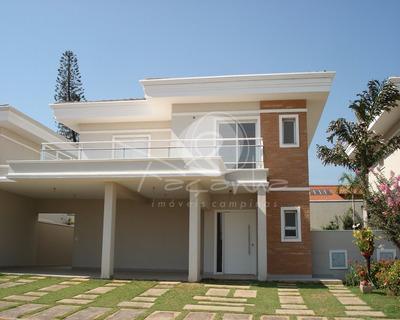 Casa Para Venda No Parque Taquaral Em Campinas - Imóveis Em Campinas - Ca00453 - 4918697