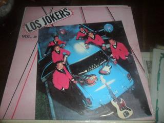 Lp Los Jockers Vol 2