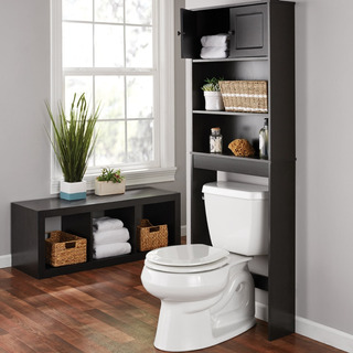 Mueble Ahorrador De Espacio En Baño Para Inodoro
