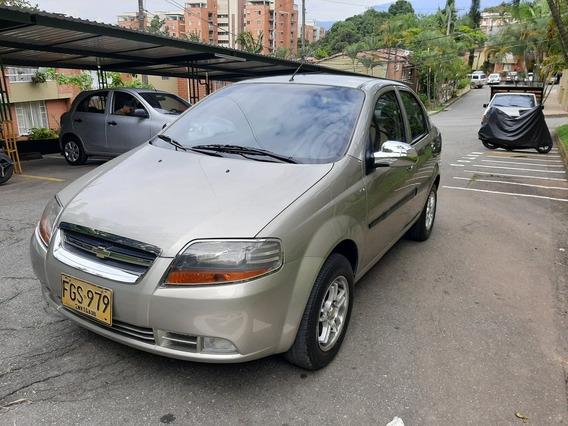 Chevrolet Aveo Sedan 1600 Full