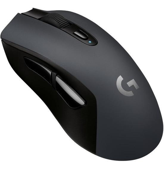 Mouse Gamer Logitech G603 Lightspeed 12000dpi 910-005100