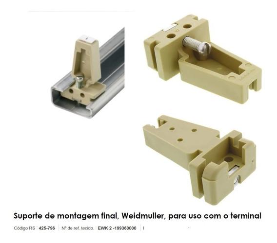 Suporte De Montagem Final Conexel Ewk2 Kit 10 Pçs