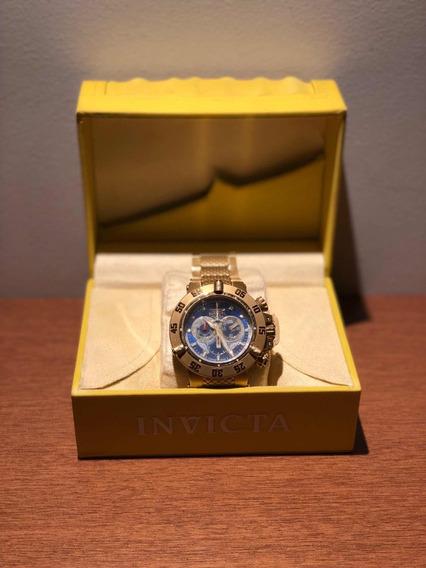 Relógio Invicta Subaqua Noma Iii Modelo 5404 - Fundo Azul