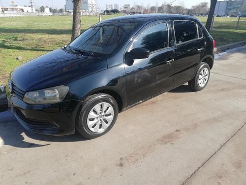 Imagen 1 de 8 de Volkswagen Gol Trend 2013 1.6 Pack Ii Ll 101cv