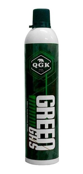 Green Gás Airsoft Gbb Com Silicone Nota Fiscal Não Explode