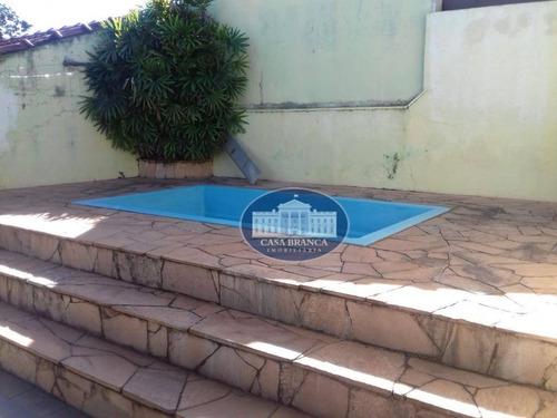 Imagem 1 de 10 de Casa Residencial À Venda, Jardim Brasília, Araçatuba. - Ca0914