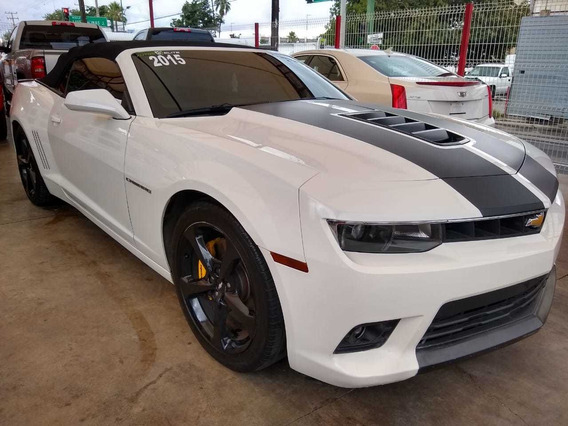 Chevrolet Camaro 6.2 Convertible Ss V8 At 2015