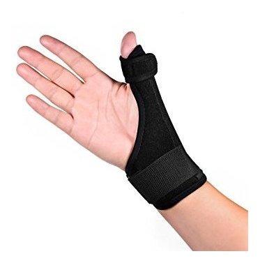 Muñequera Inmovilizador Pulgar Para Dedo Con Ferula