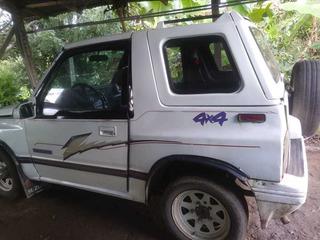 Suzuki Tracker 4x4