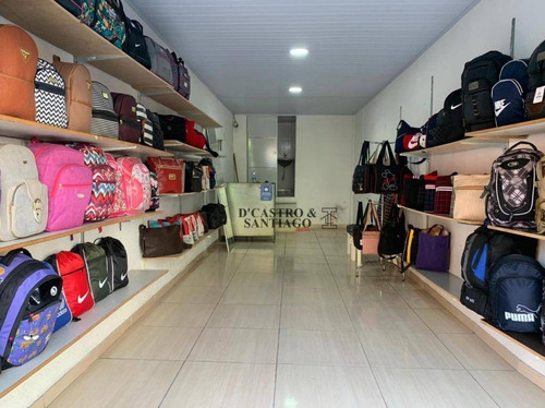Imagem 1 de 17 de Salão Para Alugar, 50 M² Por R$ 2.500/mês - Belenzinho - São Paulo/sp - Sl0104