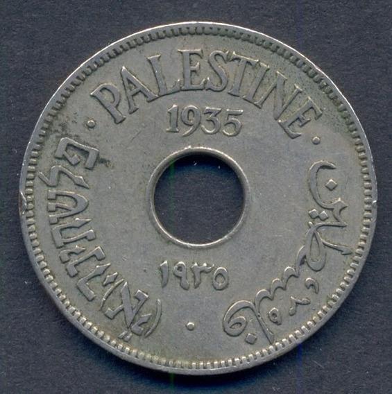 Guardia Imperial - Palestina ( Israel ) 10 Mils 1935