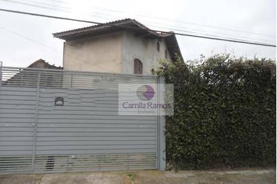Sobrado Residencial À Venda, Cidade Boa Vista, Suzano. - So0141