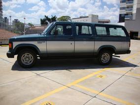 Chevrolet Veraneio Custom De Luxe (raridade)