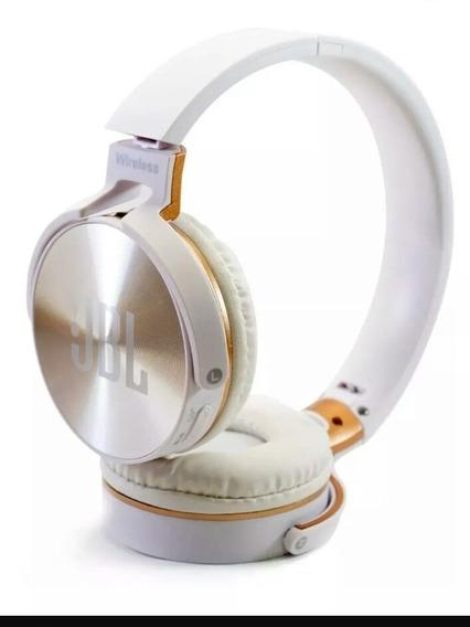 Promoção Fone Jbl Bluetooth Branco Lindo