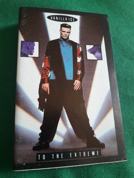 Vanilla Ice - To The Extreme. Audio Cassette