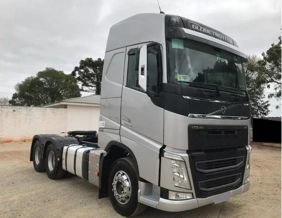 Volvo Fh 540 Globetrotter 6x4 2019 0 Km