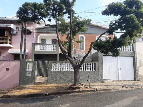 Casa Com Edícula À Venda Por R$ 420.000 - São Bernardo - Campinas/sp - Ca14631
