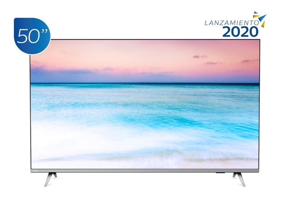Televisor Philips Smart 4k Uhd Borderless 50 Pulgadas