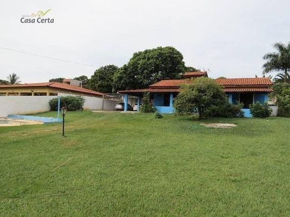 Chácara Com 3 Dormitórios À Venda, 1000 M² Por R$ 250.000 - Chácaras São Francisco - Mogi Mirim/sp - Ch0092