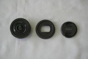 Lente Sony 20mm F2.8