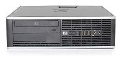 Desktop Hp 6000 Core 2 Quad 4gb 1tb Win7 + Wifi