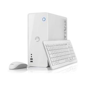 Desktop Positivo Station C4500c Celeron 4gb 500gb W10
