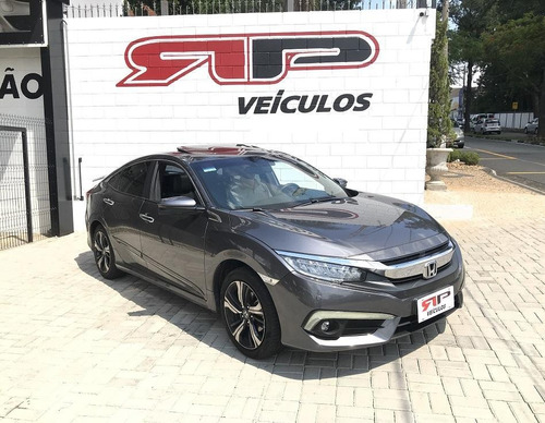 Civic Touring 1.5 Turbo Automtico 2017 Troco E Financio