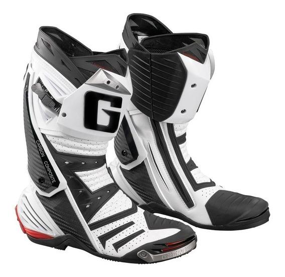 Bota Gaerne Gp1 Air Carbono Ventilada Competição Moto Outlet