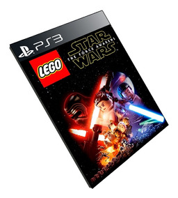 Lego Star Wars The Force Awakens Ps3 - Mídia Digita