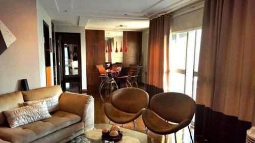 Apartamento No Tatuapé  - Af17132