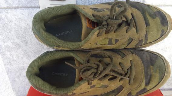 Zapatillas Originales Marca Cheeky Talle 35